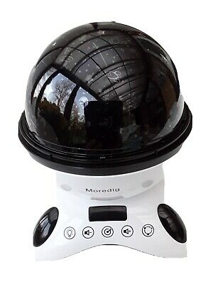 Moredig Rotating  Night Light  Projector With Multi Colour Lights And Music. • 3£
