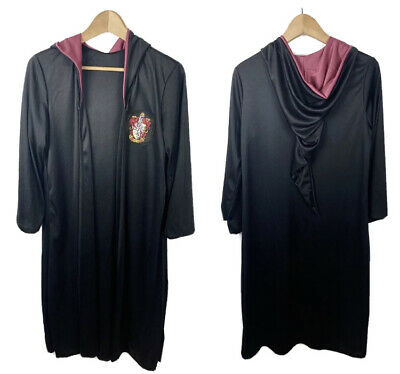 $ CDN12.59 • Buy Rubies Child Sz Large Gryffindor/Harry Potter Robe/cloak/costume EUC