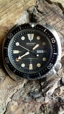 $ CDN376.96 • Buy Seiko Diver  Turtle 6309-7049 Resist 150m Vintage