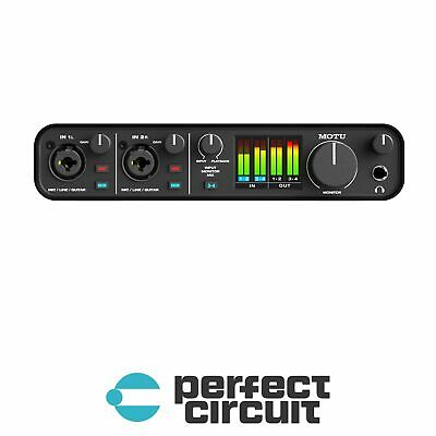 $229.95 • Buy MOTU M4 4-in / 4-Out USB Audio Interface PRO AUDIO - NEW - PERFECT CIRCUIT