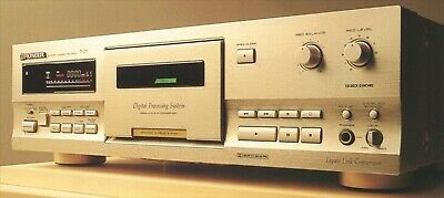 £342.55 • Buy Pioneer 3 Head Single Cassette Deck T-D7 From Japan No Remote Controller Used