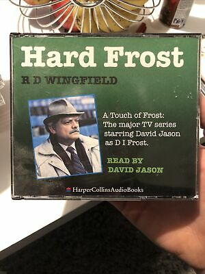 Hard Frost By Wingfield, R. D. CD-Audio Book The Cheap Fast Free Post • 3.70£