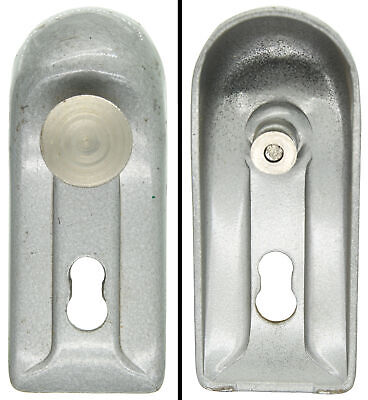 Orig. Forged Iron Cap For Stanley No. 118 Block Plane- Gray Finish- Mjdtoolparts • 13.39£