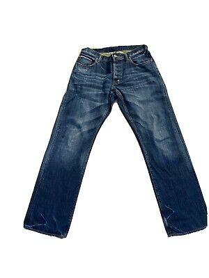 PRPS Japanese Denim. Mens 36x33. Great Condition. Been Professionally Altered • 20£