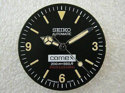 $ CDN71.34 • Buy New REPLACEMENT DIAL With HANDS For 7S26 / NH36 / NH35 / SKX031