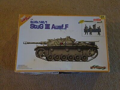 Cyberhobby Dragon Stug 111 3 Ausf F 1/35 With PE And Accessories • 39.99£