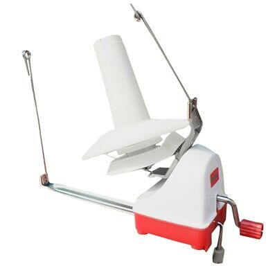 Swift Coiler For Yarn Fiber St Ball Wool Winder Holder Hand Operated Cable F7D2 • 28.99£