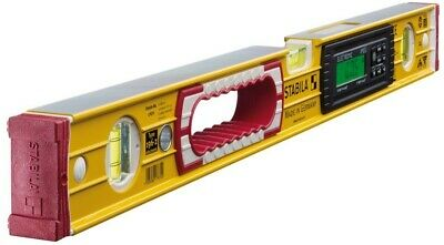 STABILA 17670 Electronic Water Level 61cm Tech 196 Electronic IP 65 With Bag • 192.99£