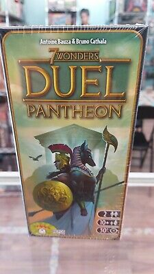 $ CDN50 • Buy  7 Wonders Duel: Pantheon Expansion 1st Edition Repos Production
