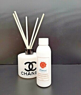 AU21.95 • Buy REED DIFFUSER OIL REFILL~ Highly Scented~ Premium Grade ~ 125ml ~ FREE POST