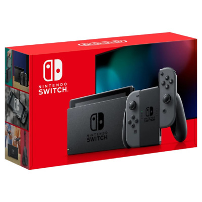 AU280 • Buy Nintendo Switch 32GB Grey Joy-Con Console (2019)