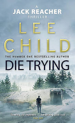 Die Trying By Lee Child (Paperback, 2010) • 7.25£