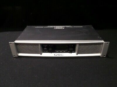 $ CDN400 • Buy QSC GXD 4 Power Amplifier With Built In DSP (Digital Signal Processing)