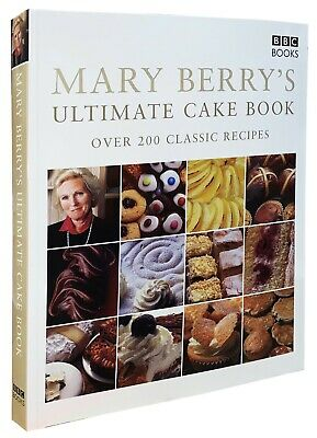 £11.99 • Buy Mary Berry's Ultimate Cake Book Over 200 Classic Recipes (Second Edition) NEW