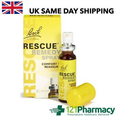 Bach Rescue Remedy Spray 20ml • 7.95£