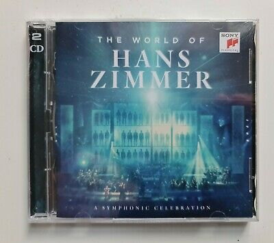 The World Of Hans Zimmer Double 2 X CD NEW & SEALED 2019 • 13.99£