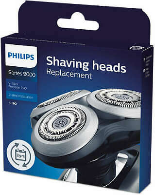 AU187 • Buy Philips Sh90 Replacement Shaving Heads For Series 8000 9000 Star Wars Shaver