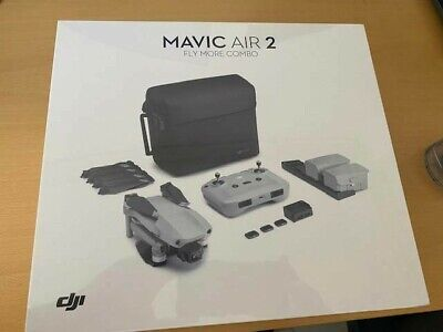 AU1400 • Buy DJI Mavic Air 2  - 4K Drone Fly More Combo