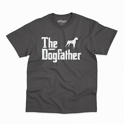 £8.99 • Buy The Dogfather T Shirt Dog Animal Lover Funny Top Men Kids Unisex Trendy T Shirts