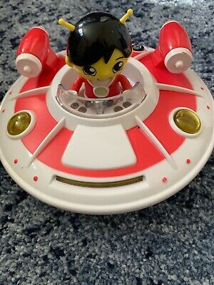 Ryan's World Toys Red Spaceship W/figure, Sounds & Lights Bonkers • 9.70£