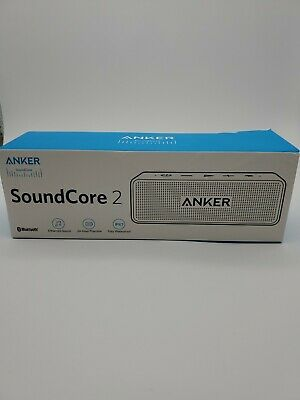 AU50.89 • Buy Anker Soundcore 2 Portable Bluetooth Rechargeable Speaker - 12W Stereo - NEW!