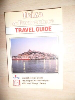 Berlitz Travel Guide- Ibiza And Formentera • 0.99£