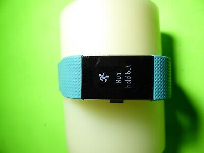 AU24.54 • Buy FITBIT Charge 2 Activity Tracker + Heart Rate Teal OLED