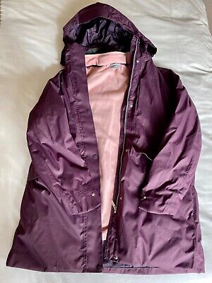 Craghoppers Womens Coat Jacket Aquadry Size 18 • 5.10£
