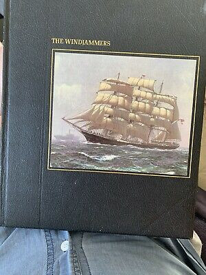 THE WINDJAMMERS - SEAFARERS Series - Time LIFE BOOKS • 3.33£