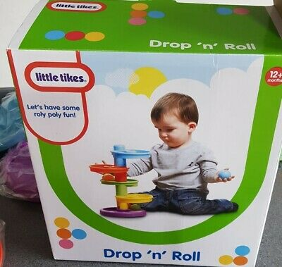 Little Tikes Drop And Roll • 2.80£