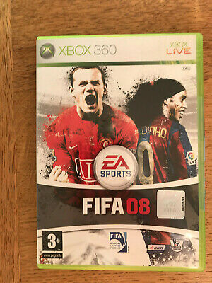 £1.49 • Buy FIFA 08 (Microsoft Xbox 360, 2007) Includes Manual Very Good Condition