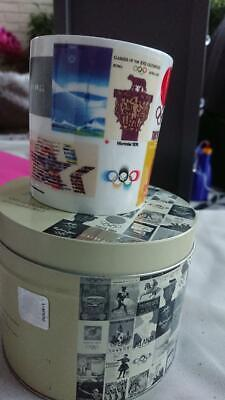 Olympic Museum Mug London 1948 - 2012 Royal Doulton In Souvenir Tin Official  • 5.95£