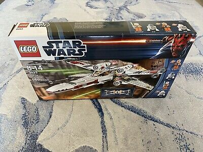 £144.86 • Buy LEGO Star Wars X-Wing Starfighter - 9493 - New In Sealed Box Retired