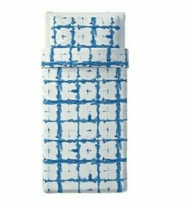 Brand New Ikea Tankvard Single Bed Quilt And Pillow Case   • 13.50£