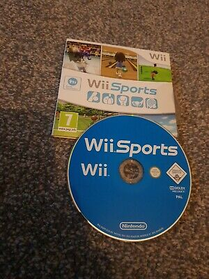 Wii Sports Nintendo Wii - Cardboard Sleeve. FAST POST • 14.99£
