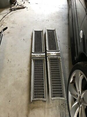 AU10 • Buy Holden Ht Hg Grills Sedan Monaro X4