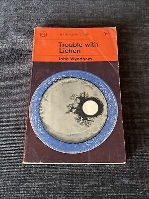 £5.99 • Buy Trouble With Lichen - John Wyndham - Penguin Books - 1963- 1st