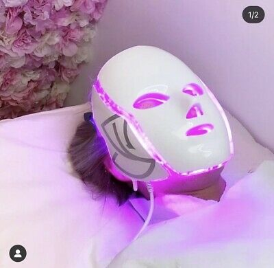 Neo Elegance Professional LED Face Mask Facial LED Therapy • 500£
