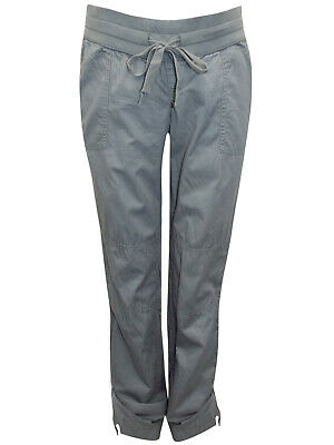 £12 • Buy Gap Maternity Grey Under Bump Cotton Cargo Trousers Size 8-22 New 206