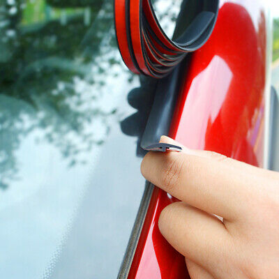 $13.49 • Buy Car Windshield Roof Seal Noise Insulation Rubber Strip Sticker Accessories 2M