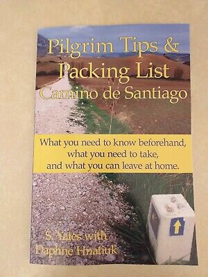 £6 • Buy Pilgrim Tips & Packing List Camino De Santiago  : What You Need To Know...