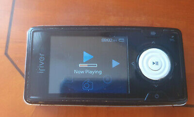£30 • Buy IRiver X20 8GB MP3 WMA OGG Player, FM Radio And Built In Mic Recorder