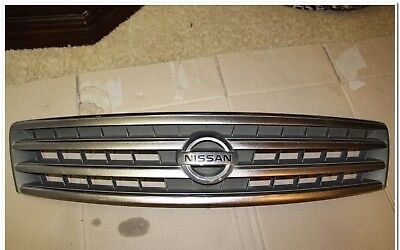 $76.26 • Buy Nissan J31 Maxima Grille Ti Early Series 2002 2003 2004 2005 Pre-Facelift Chrome