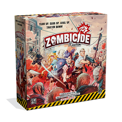AU117.59 • Buy Zombicide 2nd Edition