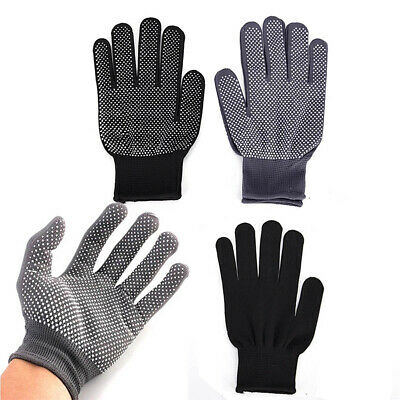 £4 • Buy 10pcs Heat Proof Resistant Protective Gloves For Hair Styling Tool Straightener