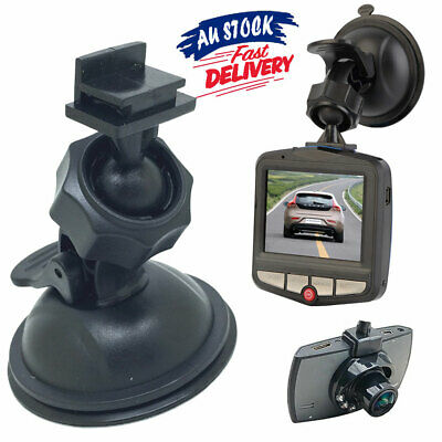 AU9.25 • Buy Camera Bracket Holder Stand Video Recorder Suction Cup Mount Car Dash Cam