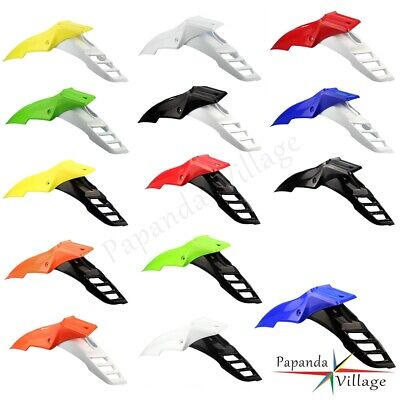 $20.23 • Buy Supermoto Motorcycle Front Fender Mudguard Universal Fit For Dirt Bike Motocross