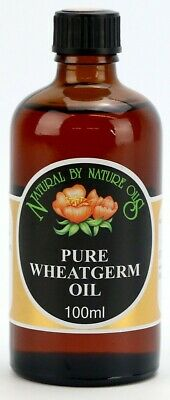 £6.05 • Buy Wheatgerm Oil - Cold Pressed Carrier - Base Oil 100ml - Natural By NatureOils