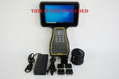 $ CDN120.91 • Buy Trimble TSC7 Field Controller Rugged Surveying Data Collector Home Wall Charger