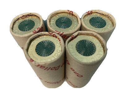 AU50 • Buy 2020 $1 Donation Dollar Coin Roll